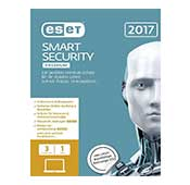 ESET v10 3 user smart security