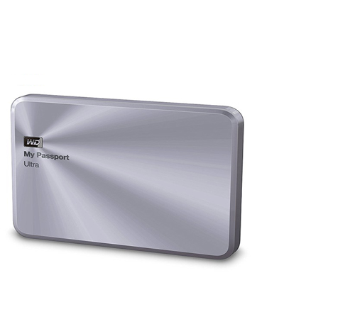 Western Digital My Passport Ultra Metal Edition 1tb