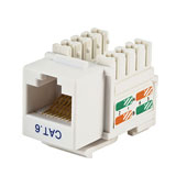 Unicom CAT6a UTP RJ45 UC-JCK6A Connector
