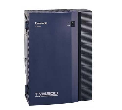 Panasonic KX-TVM200 Voice Mail System