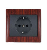 Deland Electric ARIYA Socket Outlet with Earth