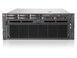 HP ProLiant DL580 G7 E7-4870 Servers network
