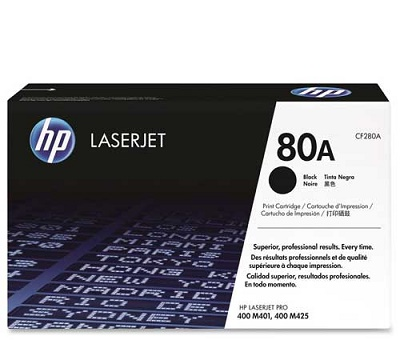 قیمت HP Cartridge 80A