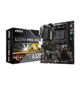 MSI A320M PRO-VHL Motherboard