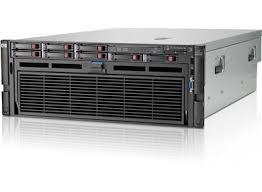 HP RackMount DL580 G7 E7-4830 2P 64GB Servers network