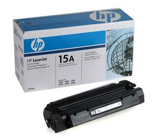 HP Cartridge 15A