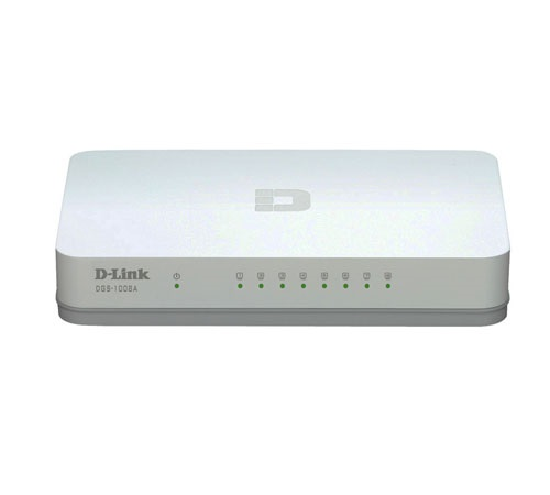 D-Link DGS-1008A Switch