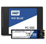 WD BLUE SATA3 250 GB SSD