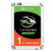Seagate FireCuda ST2000DX002 2TB 64MB Buffer Gaming SSHD Internal Hard Drive