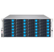 Sans Digital EliteNAS EN424W12 Rackmount NAS Storage