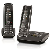 Gigaset C530A Duo Wireless Telephone