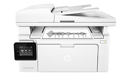 HP MFP 130A LaserJet Multifunction Printer