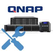 Network Storage Configuration NAS Qnap