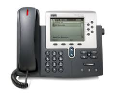 Cisco CP-7960G IP Phone