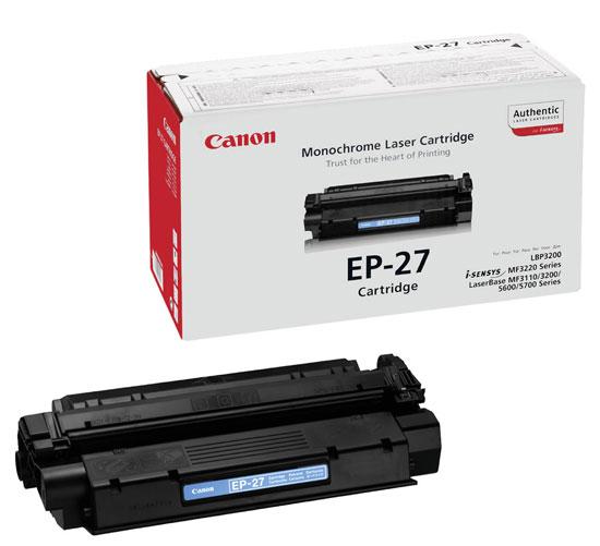 Cartridge Canon EP27