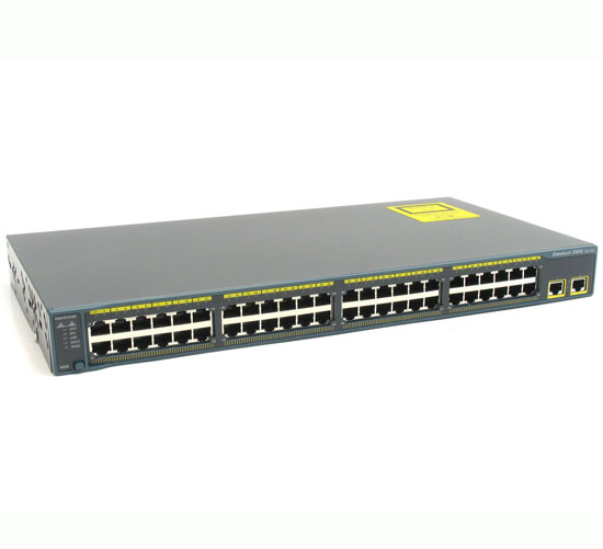 Cisco WS-C2960 24TT-L SWITCH