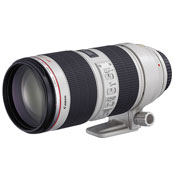 Canon EF-S 70-200mm F-2.8 L USM IS II Camera Lens