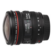 Canon EF 8-15mm F4L USM Camera Lens
