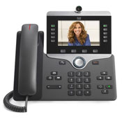 Cisco CP-8845-K9 IP Video Phone