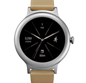 LG Watch Style W270 Silver SmartWatch