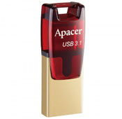 Apacer AH180 16GB USB3.1 USB-C Flash Memory