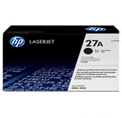 HP 27A LaserJet Toner Cartridge