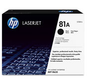 HP 81A LaserJet Cartridge
