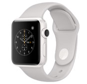 Apple Watch 2 Edition 38mm Ceramic Case with Cloud Sport Band