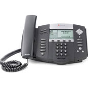 Polycom SoundPoint IP 550 POE IP Phone