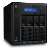 Western Digital My Cloud EX4100 8TB WDBWZE0080KBK-NESN Desktop NAS Storage