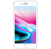Apple iPhone 8 Plus Silver 64GB Mobile Phone