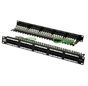Netplus UTP CAT3 50 Port Patch Panel