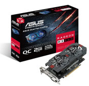 ASUS Radeon RX 560 2GB OC Edition GDDR5 Graphics Card