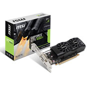 MSI GTX 1050 Ti 4GT LP 4GB Graphics Card