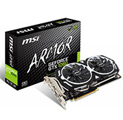 MSI GTX 1060 OC Armor V1 2X 6GB Graphics Card