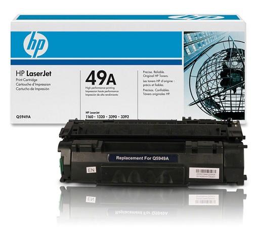 HP 49A Cartridge