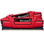 GSkill Ripjaws V 8GB DDR4 2400MHz CL15 Desktop RAM