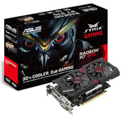 Asus Strix R7 370 OC Gaming DCII 2GB Graphics Card