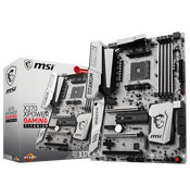 MSI X370 XPOWER GAMING TITANIUM Motherboard