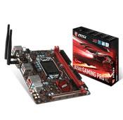 MSI B250I GAMING PRO AC Motherboard