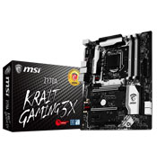 MSI Z170A KRAIT GAMING 3X Motherboard