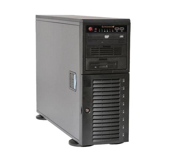 Case Server CSE-743TQ-1200B-SQ